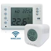 Cronotermostato Wireless